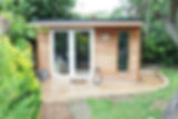 Crusoe Cabin - family/games room