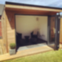 Stylish Crusoe Cabane by Crusoe Garden Rooms