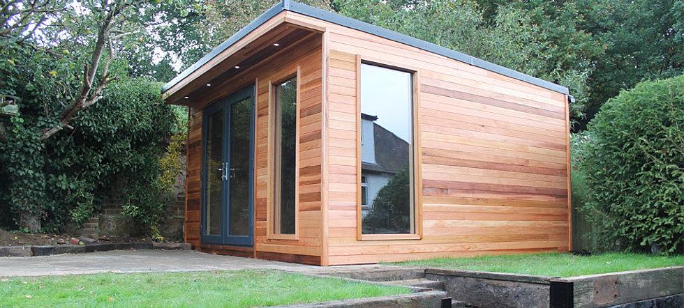 Crusoe Garden Rooms Home Office Garden Studio Garden
