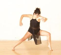 Group Motion Multimedia Dance