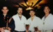 Louisiana Karate Association instructors have a history of tournament success.