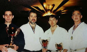 Louisiana Karate Association instructors have a history of tournament success.