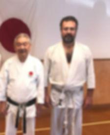 Louisiana Karate Association instructors teach traditional Shotokan style.