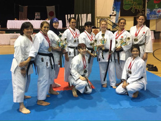 LKA students fight hard, earn medals at JKA Nationals in Metairie