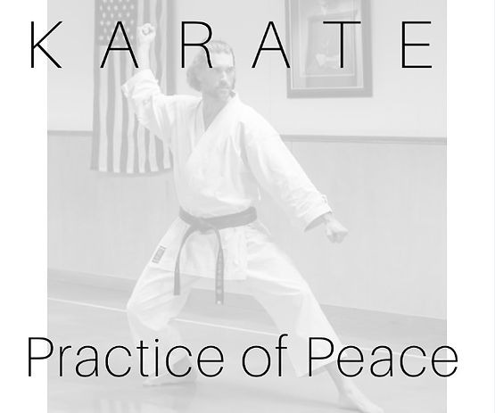 Karate, practice of peace | Home | Louisiana Karate Association