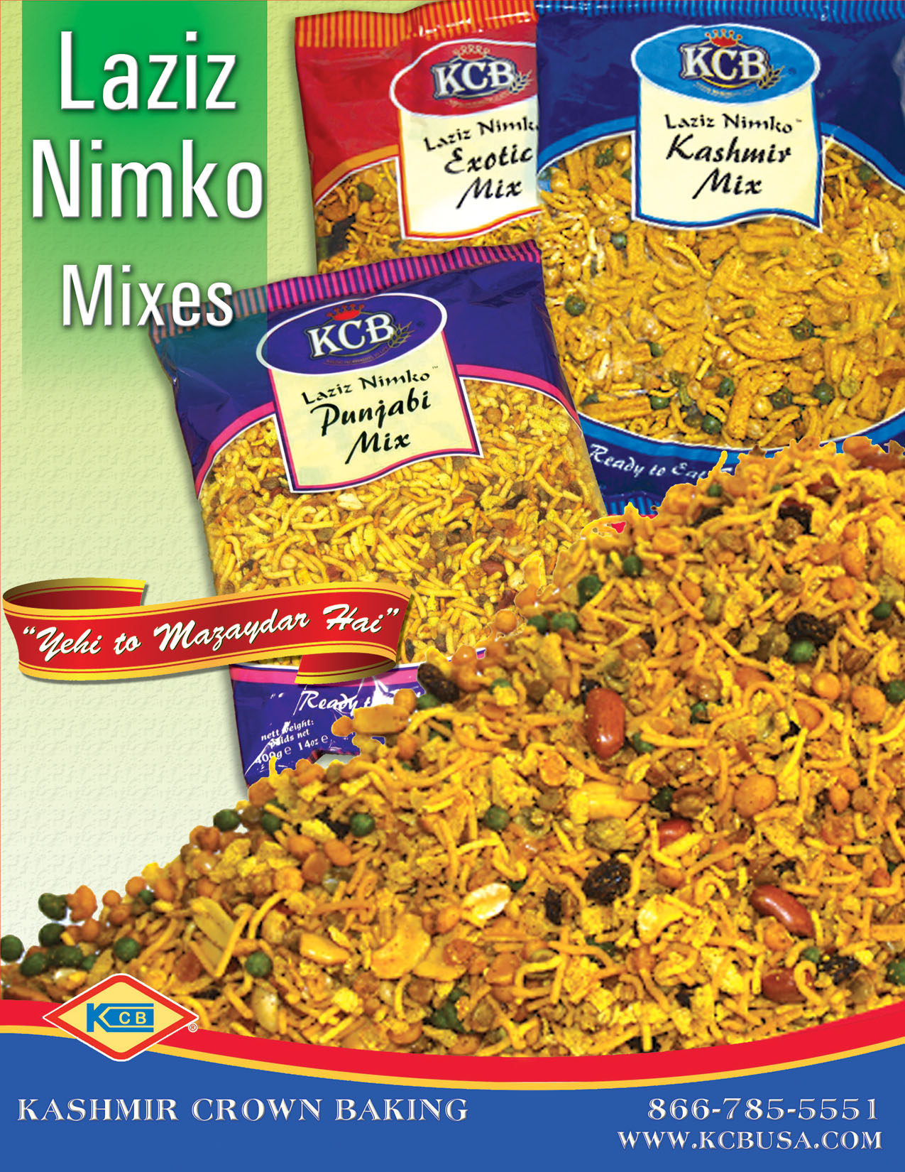 Nimko Mixes
