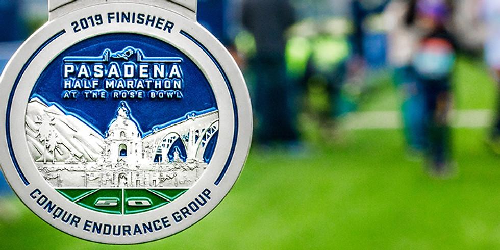 Pasadena Half Marathon 2021