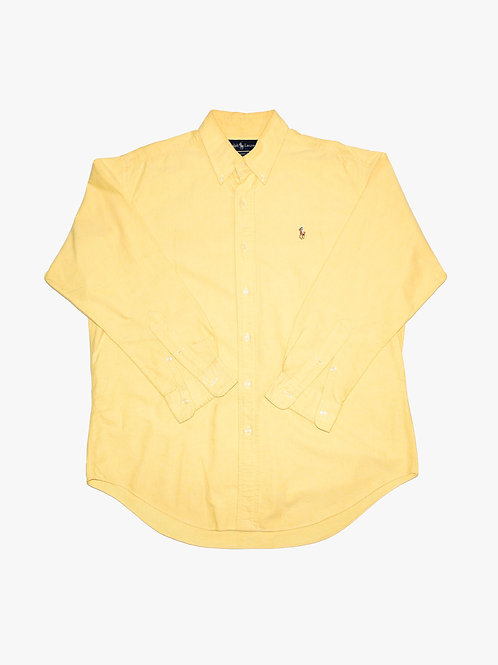 Ralph Lauren Button Up (L)