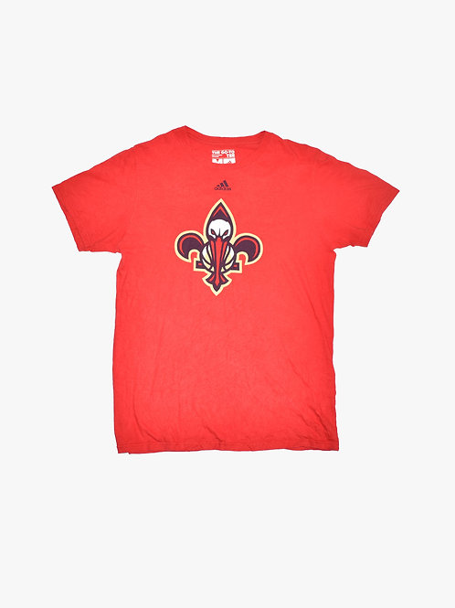 New Orleans Pelicans Basketball Tee (M)