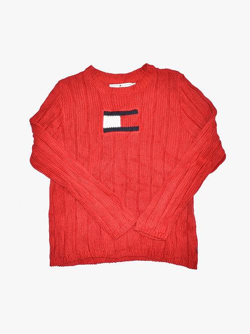 00's Tommy Hilfiger Jeans Sweater (L)