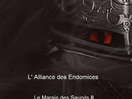 Le Marais des Sauryls (Tome 2) L'Alliance des Endomices