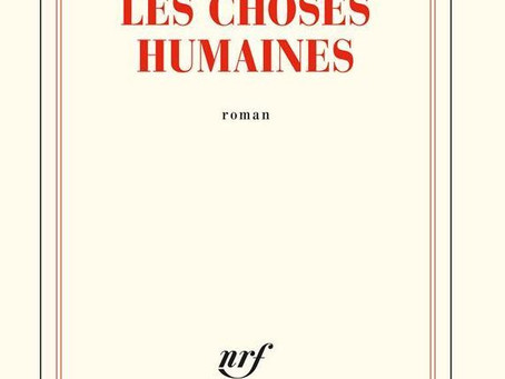 Les Choses Humaines, Karine Tuil