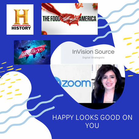 What do the History Channel, the Pandemic and Zoom Video all have in common?