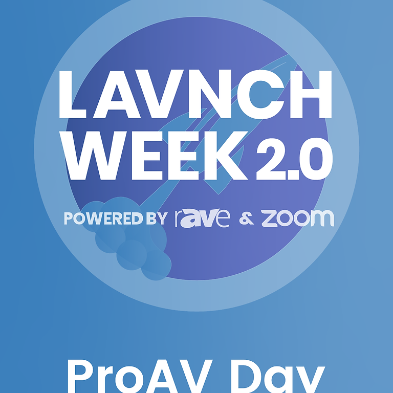 iRave LAVNCH Week 2.0