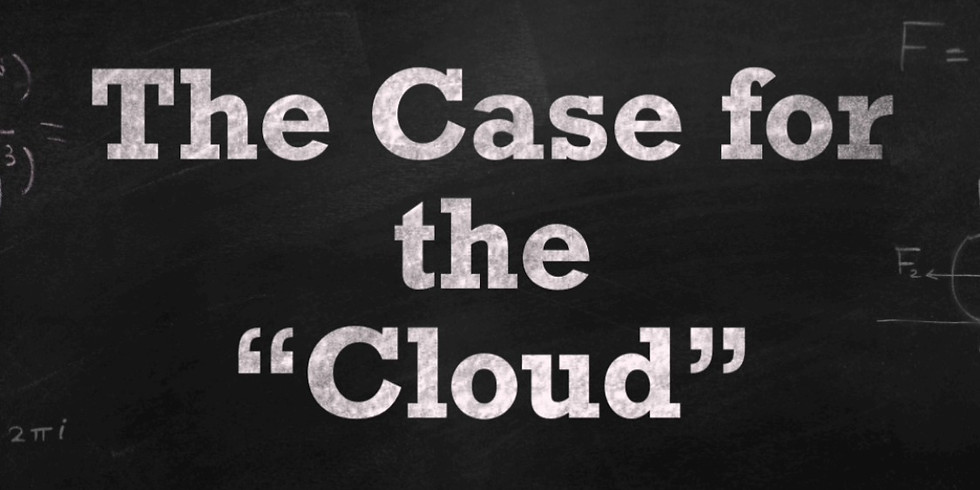 The Case for the Cloud Podcast Series