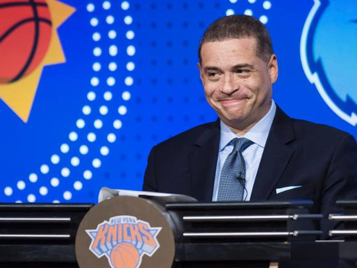 Draft Day Butterflies- What Are The Knicks' Options?
