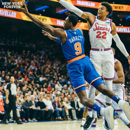 A Never Too Early Look At Knicks Summer Options