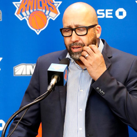 Fizdale Sounds Like A Man At The End Of His Rope