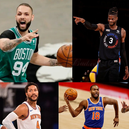 KNICKS FREE AGENCY WAS NOT A BUST! Here's Why....