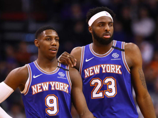 How The Knicks Can Fast Track Growth