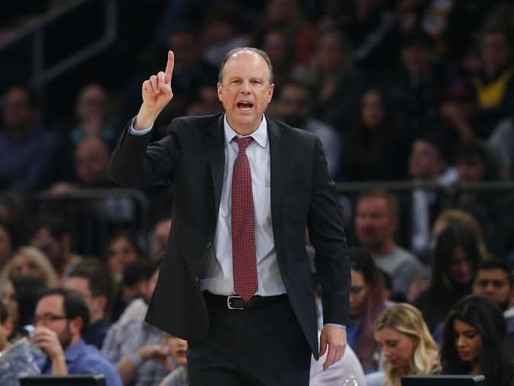 Coaching Carousel: Could Mike Miller Be Extended