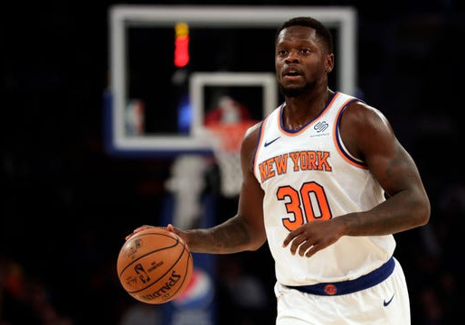 Is Julius Randle Playing Himself Into Being Traded?