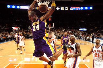 Thank you, Kobe.
