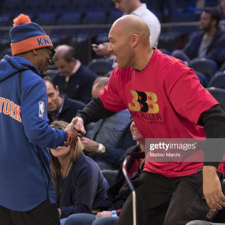 Houston, Spike Lee and The Big Baller is BACK!