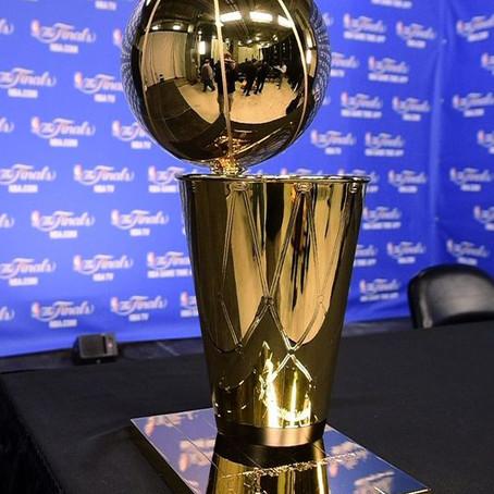 NBA Finals Matchup Set / DeMar DeRozan Thoughts