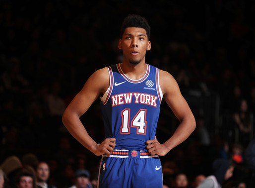 Allonzo Trier- Garbage Time OR End Of Season Minute Surge?