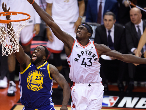 Raptors Take Game 1 In Toronto