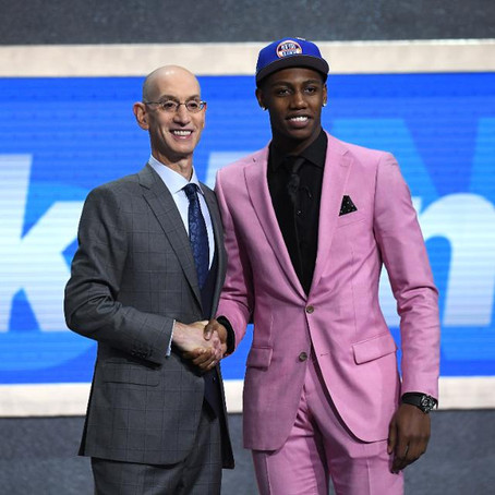 What You Need To Know About The Knicks' Draft Day Pickups