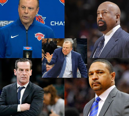 Knicks Coaching Carousel: The Roundup