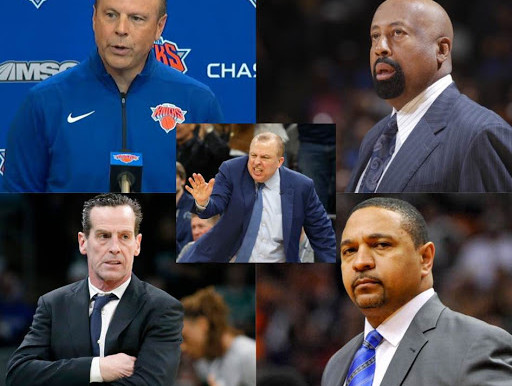 Knicks Coaching Carousel: The Roundup