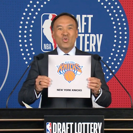 The Balls Have Spoken (2020 Draft Lottery)