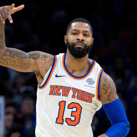 Marcus Morris- From Accidental Signing To Knicks Best Trade Chip