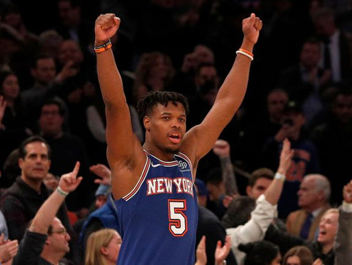 Knicks Beat KP In His Return To MSG / Carmelo Anthony News