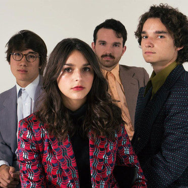 Catch The Greeting Committee And Sylmar For A Free Fountain Square Show