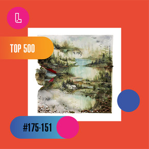 INHAILER RADIO'S TOP 500 ALBUMS OF ALL-TIME: (#175-151)