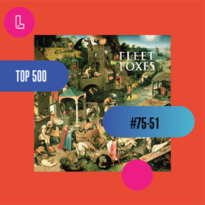 INHAILER RADIO'S TOP 500 ALBUMS OF ALL-TIME: (#75-51)