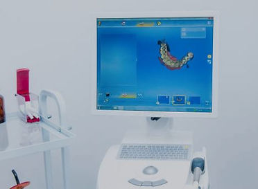 Cerec system for crowns in a day
