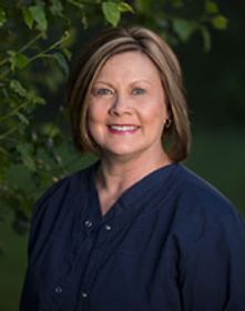 Linda, one of the dental assistants at Blue Stone Hills Dentistry