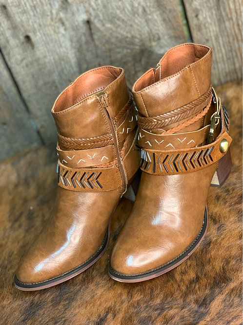 Whiskey Ankle Boot