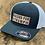 Thumbnail: Race Ranch Racers For Trump Black / White - Flexfit Patch hat