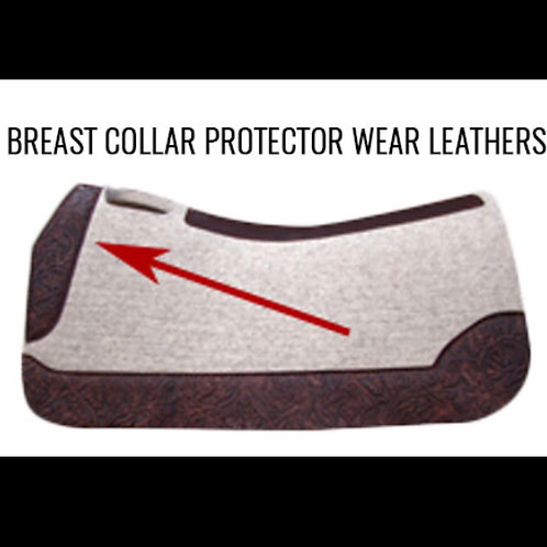 "Add a ""Breast Collar Protector"" to your 5 Star"