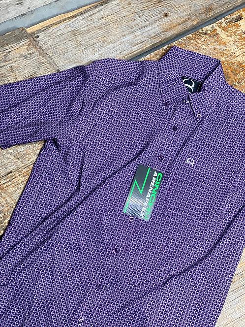 Men's Cinch Arena Flex Short Sleeve Button Up 4068