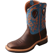 Twisted X Men's Western Work Boot MCW0010