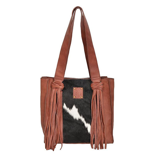 STS33155 Cowhide Delilah Shopper