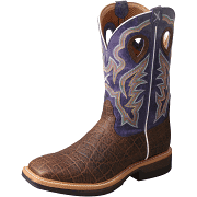 Men's Twisted X MLCA006 Lite Cowboy Alloy Toe Work Boot