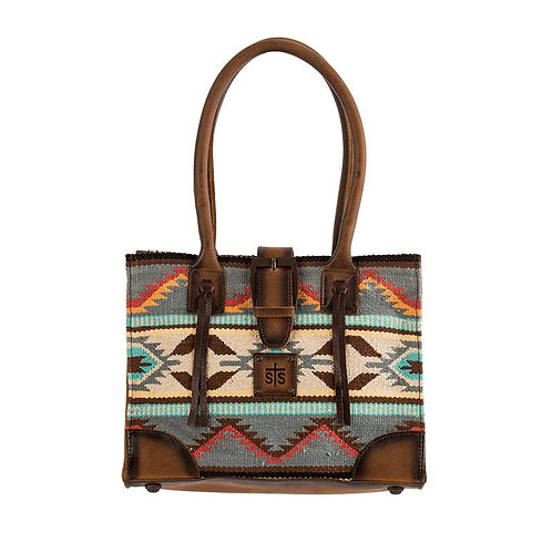 STS31074 Sedona Serape Belt Bag